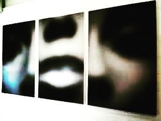 'Ingrid' Triptych